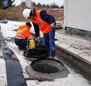 Malatya kanalizasyon arıza